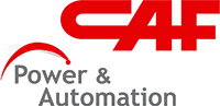 Logo CAF power And automation